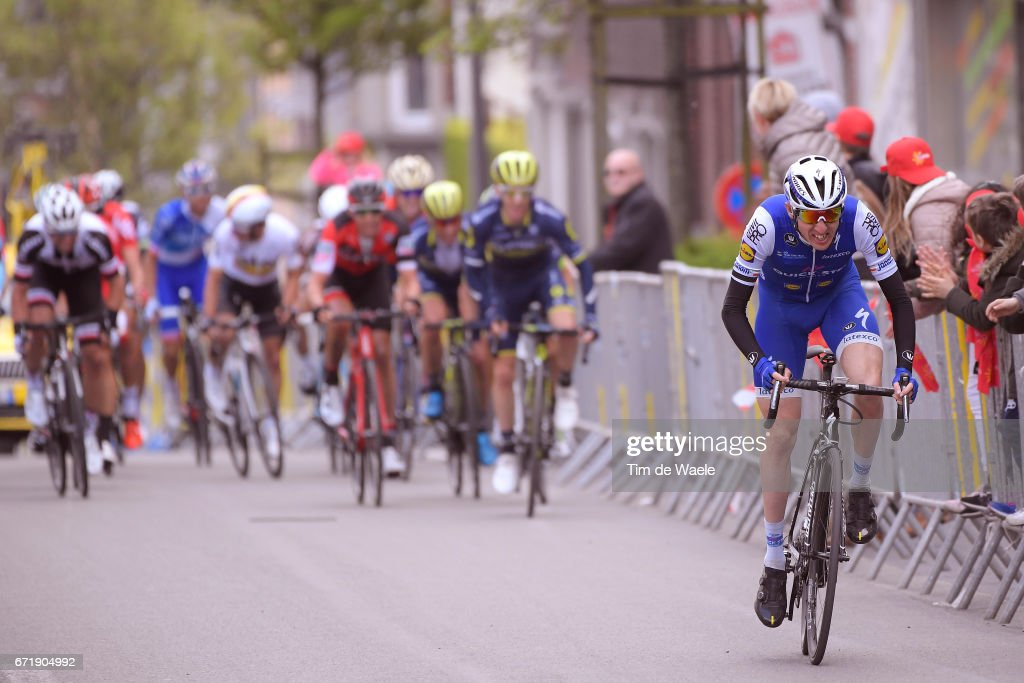 Cycling: 103rd Liege - Bastogne - Liege 2017 - Men : ニュース写真