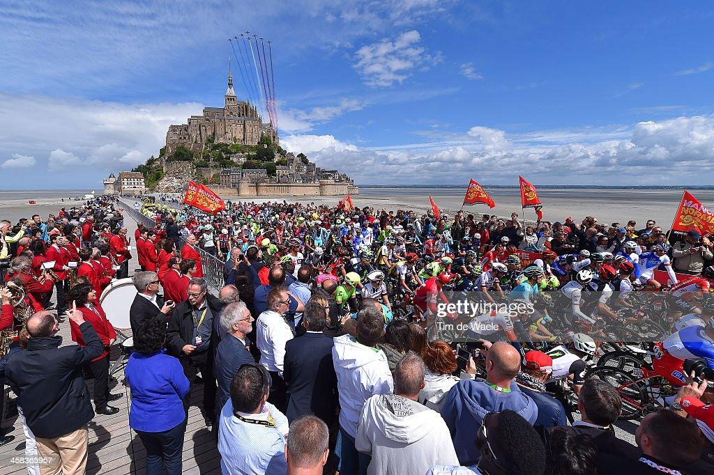 Cycling: 103th Tour de France 2016 / Stage 1 : ニュース写真