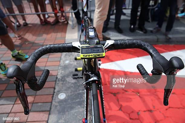 103th Tour de France 2016 / Stage 10 Illustration / SRM Power Meter / Specialized Bike / Peter SAGAN / Team Tinkoff / Escaldes Engordany Revel / TDF /