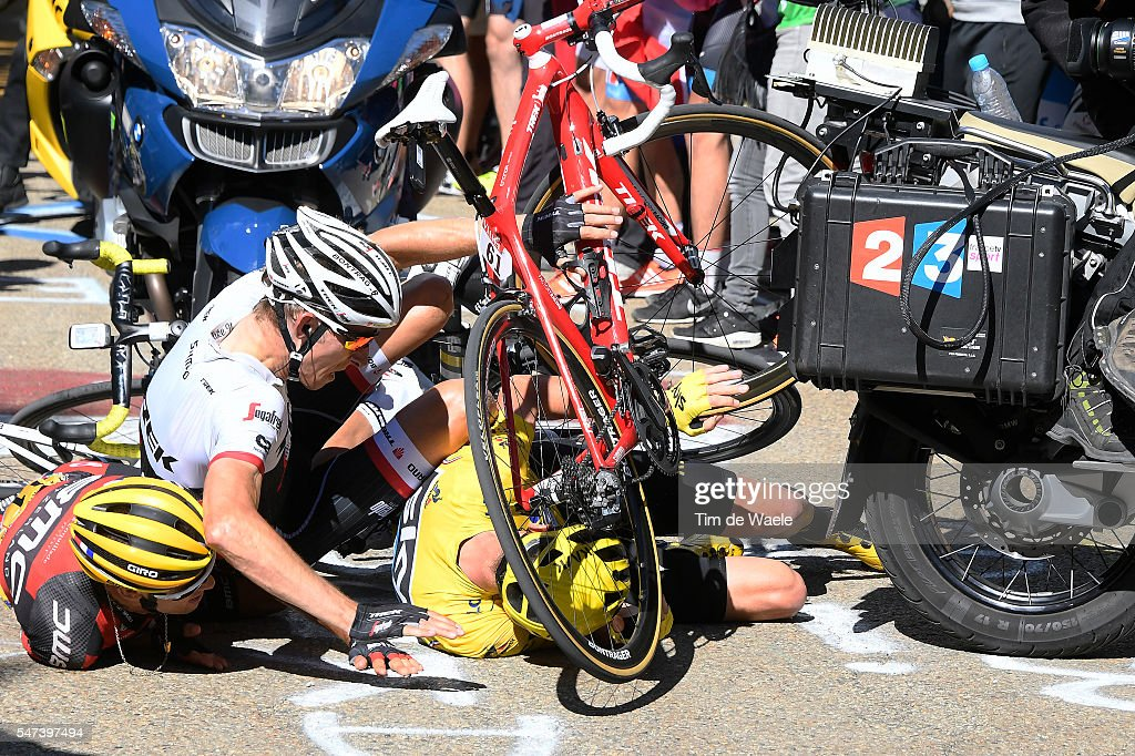 Cycling: 103th Tour de France 2016 / Stage 12 : News Photo