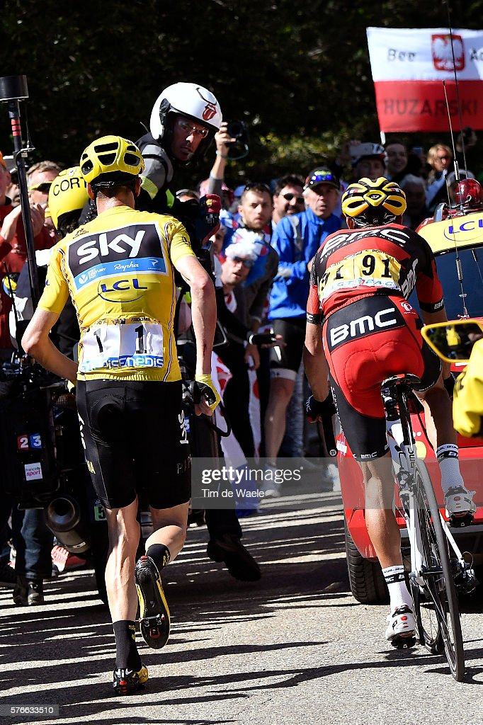Cycling: 103th Tour de France 2016 / Stage 12 : ニュース写真