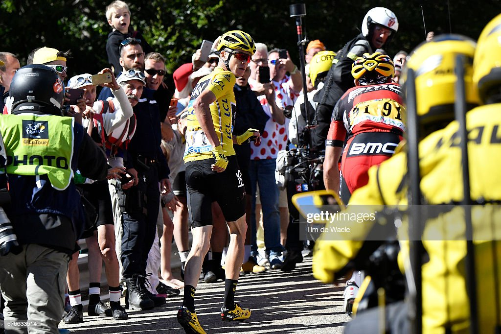 Cycling: 103th Tour de France 2016 / Stage 12 : ニュース写真