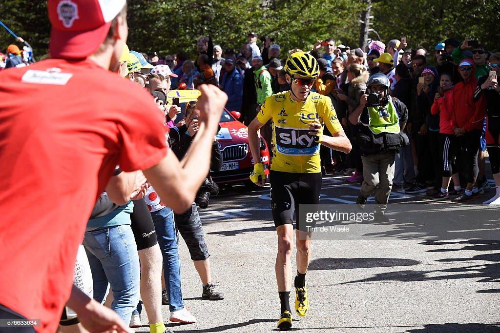 Cycling: 103th Tour de France 2016 / Stage 12 : Fotografía de noticias