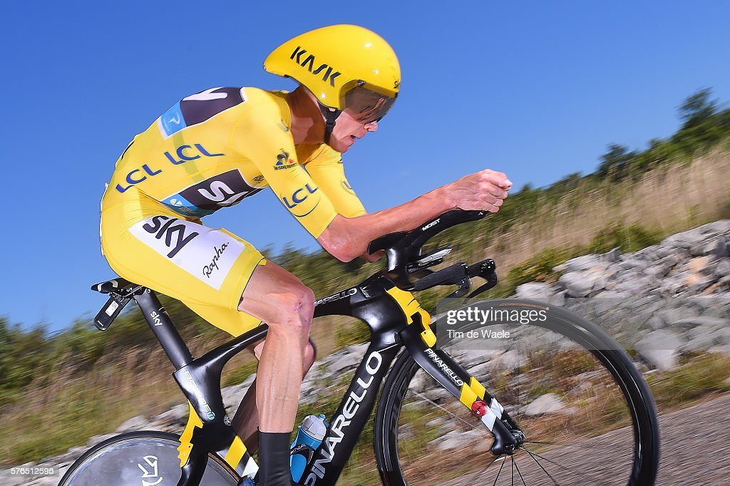 Cycling: 103th Tour de France 2016 / Stage 13 : News Photo