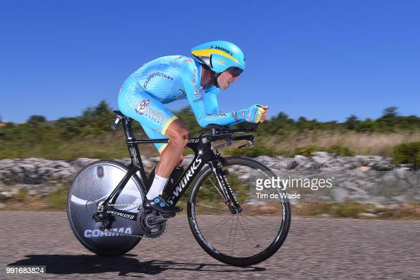103Th Tour De France 2016 Stage 13Vincenzo Nibali / BourgSaintAndeol La Cueva De PontD'Arc / Time Trial Itt Tdf