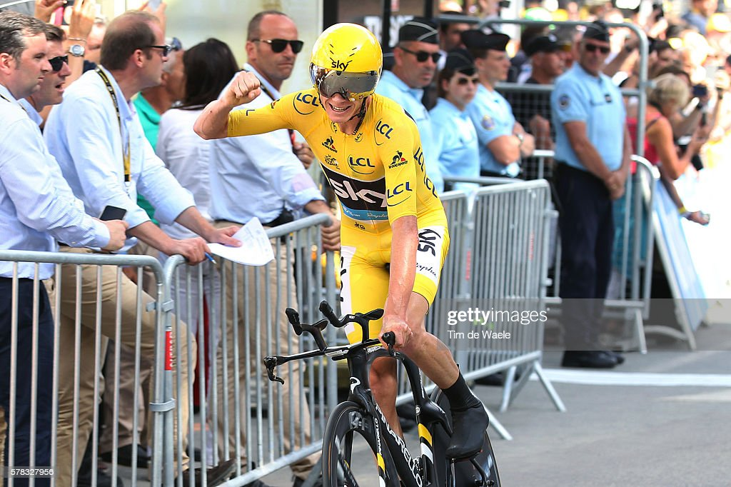 Cycling: 103th Tour de France 2016 / Stage 18 : News Photo