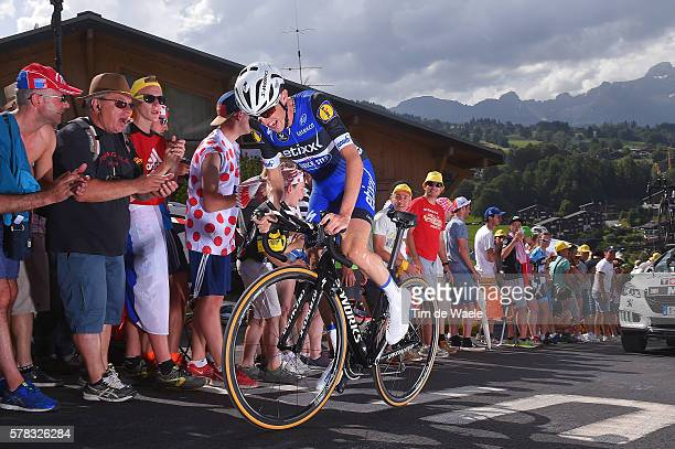 103th Tour de France 2016 / Stage 18 Daniel MARTIN / Sallanches Megeve 1095m / Time Trial ITT / TDF /