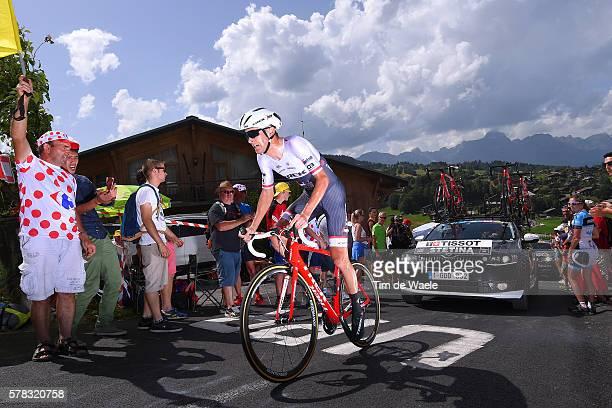103th Tour de France 2016 / Stage 18 Peter STETINA / Sallanches Megeve 1095m / Time Trial ITT / TDF /