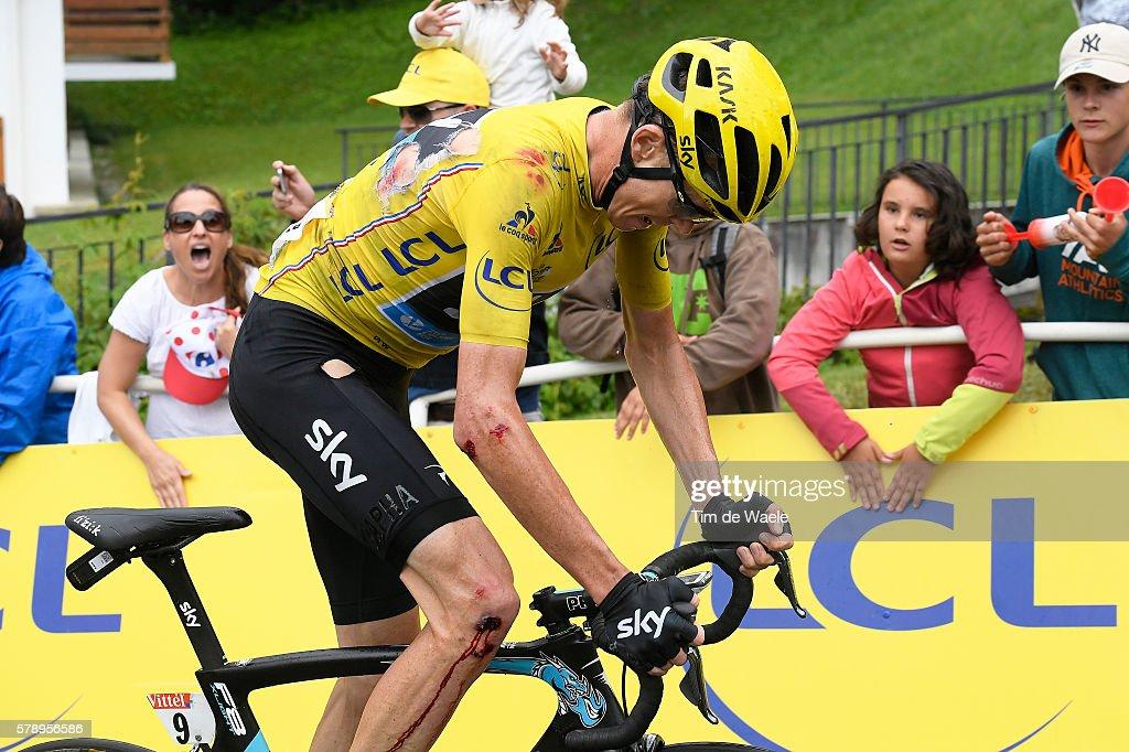 Cycling: 103th Tour de France 2016 / Stage 19 : News Photo