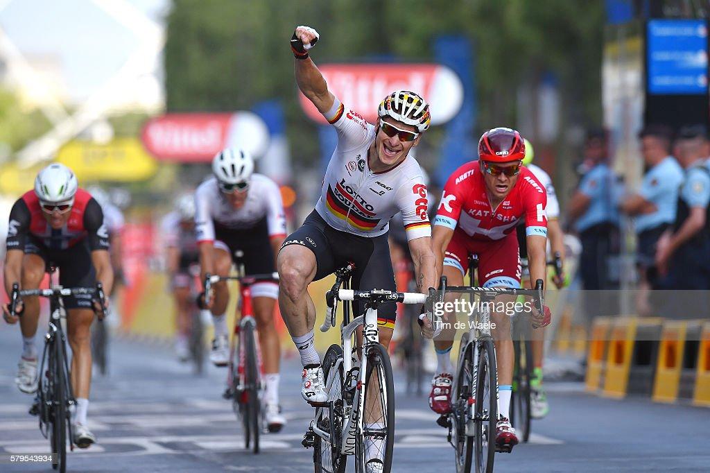 Cycling: 103th Tour de France 2016 / Stage 21 : ニュース写真