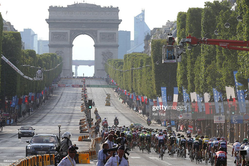 Cycling: 103th Tour de France 2016 / Stage 21 : ニュース写真