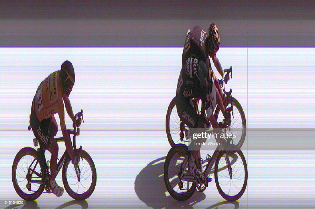 Cycling: 103th Tour de France 2016 / Stage 4 : News Photo