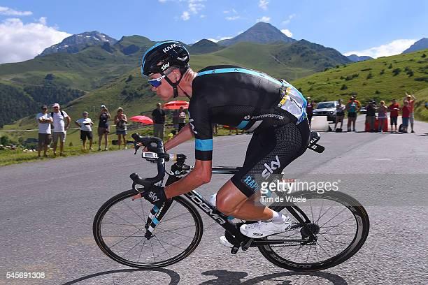 103th Tour de France 2016 / Stage 8 Christopher FROOME / Pau - Bagneres-de-Luchon / TDF /