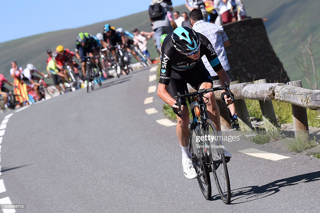 Cycling: 103th Tour de France 2016 / Stage 8 : News Photo
