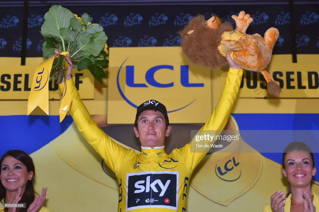 Cycling: 104th Tour de France 2017 / Stage 1 : ニュース写真