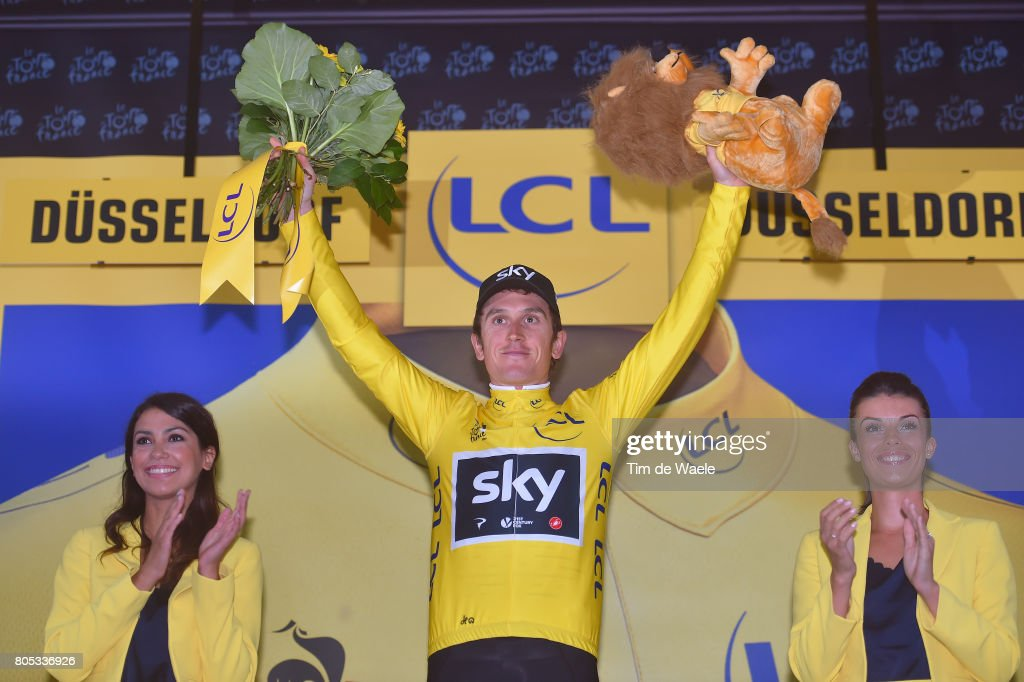 Cycling: 104th Tour de France 2017 / Stage 1 : ニュース写真
