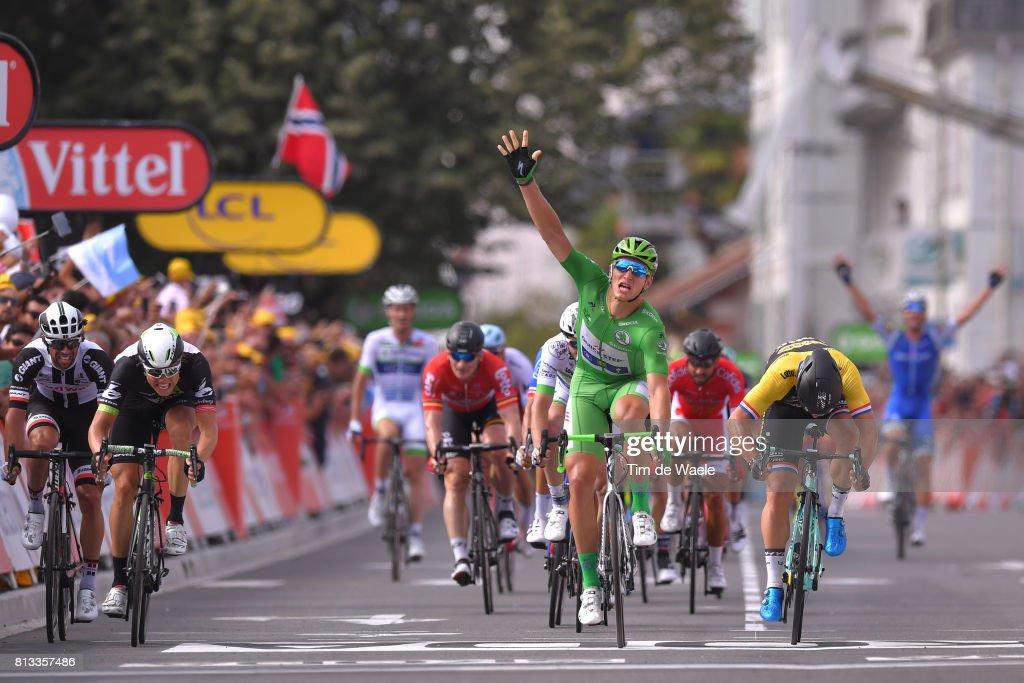 Cycling: 104th Tour de France 2017 / Stage 11 : ニュース写真