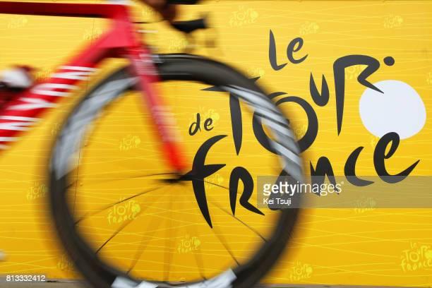 104th Tour de France 2017 / Stage 11 Illustration / Canyon Bike / Team Katusha Alpecin / TDF Logo/ Eymet Pau / TDF/