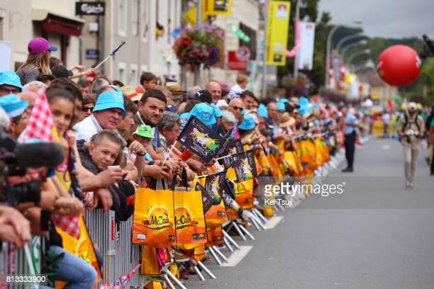104th Tour de France 2017 / Stage 11 Start / Fans / Public / Eymet - Pau / TDF/