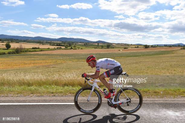 104th Tour de France 2017 / Stage 15 Bauke MOLLEMA / Laissac Severac l'Eglise Le Puy en Velay / TDF/