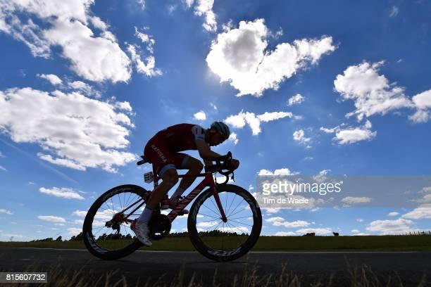 104th Tour de France 2017 / Stage 15 Tony MARTIN / Silhouet / Sky / Laissac Severac l'Eglise Le Puy en Velay / TDF/