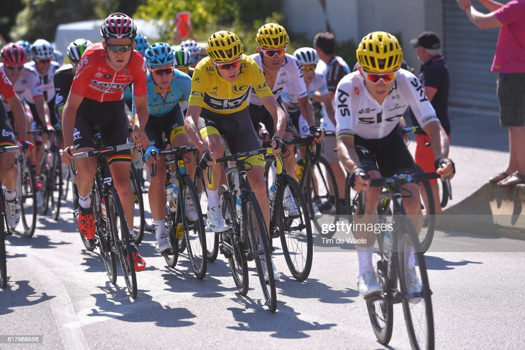 Cycling: 104th Tour de France 2017 / Stage 16 : ニュース写真