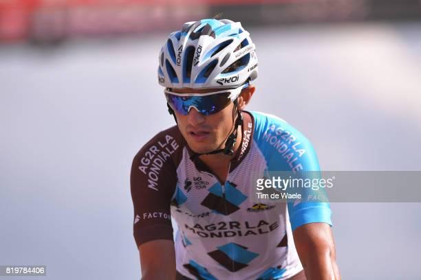 104th Tour de France 2017 / Stage 18 Arrival / Alexis VUILLERMOZ / Briancon IzoardCol d'Izoard 2360m / TDF /