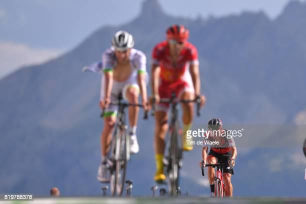 104th Tour de France 2017 / Stage 18 Arrival / Damiano CARUSO / Briancon IzoardCol d'Izoard 2360m / TDF /