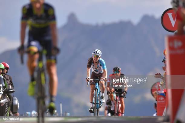 104th Tour de France 2017 / Stage 18 Arrival / Jan BAKELANTS / Amael MOINARD / Briancon IzoardCol d'Izoard 2360m / TDF /