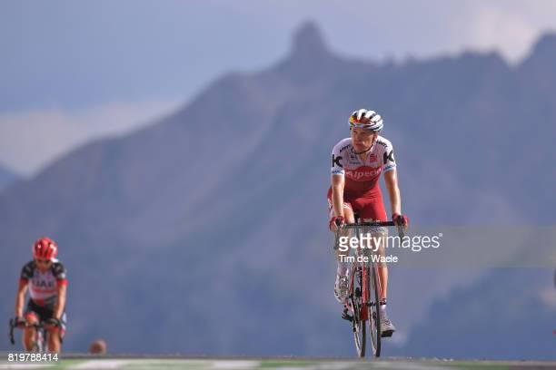 104th Tour de France 2017 / Stage 18 Arrival / Maurits LAMMERTINK / Briancon IzoardCol d'Izoard 2360m / TDF /