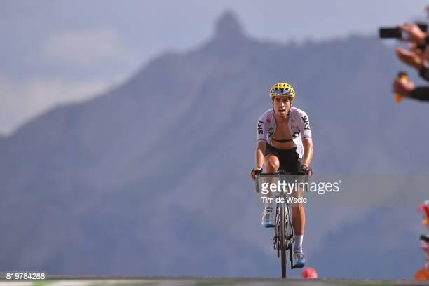 104th Tour de France 2017 / Stage 18 Arrival / Mikel LANDA MEANA / Briancon IzoardCol d'Izoard 2360m / TDF /