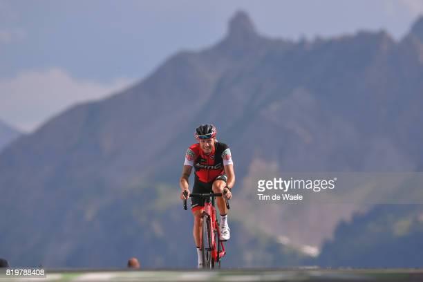 104th Tour de France 2017 / Stage 18 Arrival / Nicolas ROCHE / Briancon IzoardCol d'Izoard 2360m / TDF /