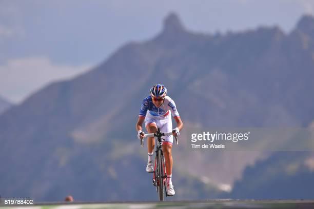 104th Tour de France 2017 / Stage 18 Arrival / Rudy MOLARD / Briancon IzoardCol d'Izoard 2360m / TDF /