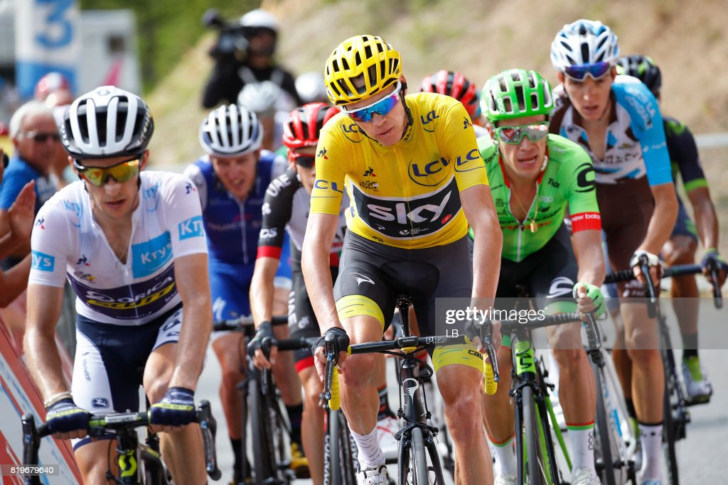Cycling: 104th Tour de France 2017 / Stage 18 : News Photo