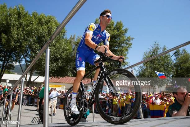 104th Tour de France 2017 / Stage 18 Fabio SABATINI / Briancon IzoardCol d'Izoard 2360m / TDF /