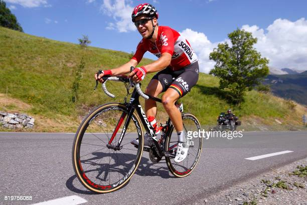 104th Tour de France 2017 / Stage 18 Tony GALLOPIN / Briancon IzoardCol d'Izoard 2360m / TDF /