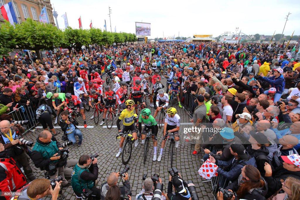 Cycling: 104th Tour de France 2017 / Stage 2 : ニュース写真