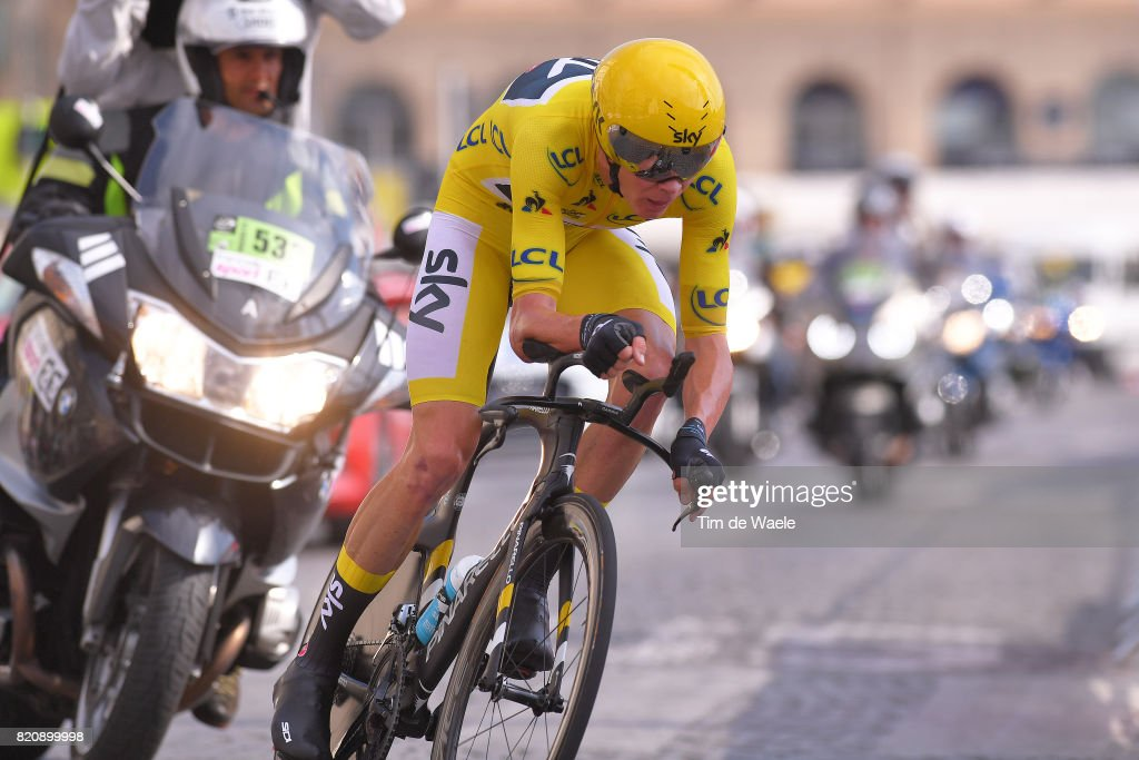 Cycling: 104th Tour de France 2017 / Stage 20 : ニュース写真