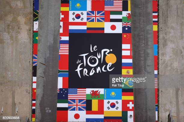 104th Tour de France 2017 / Stage 20 Illustration / TDF Logo / Marseille Marseille / ITT / Individual Time Trial /TDF /