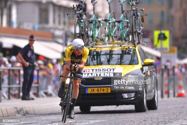 104th Tour de France 2017 / Stage 20 Paul MARTENS / Marseille Marseille / ITT / Individual Time Trial /TDF /