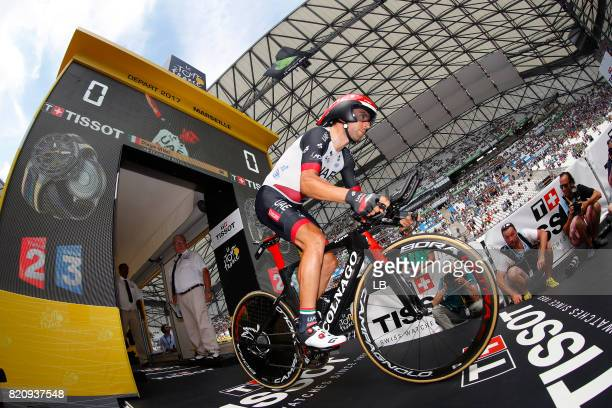 104th Tour de France 2017 / Stage 20 Start / Diego ULISSI / Marseille Marseille / ITT / Individual Time Trial /TDF /