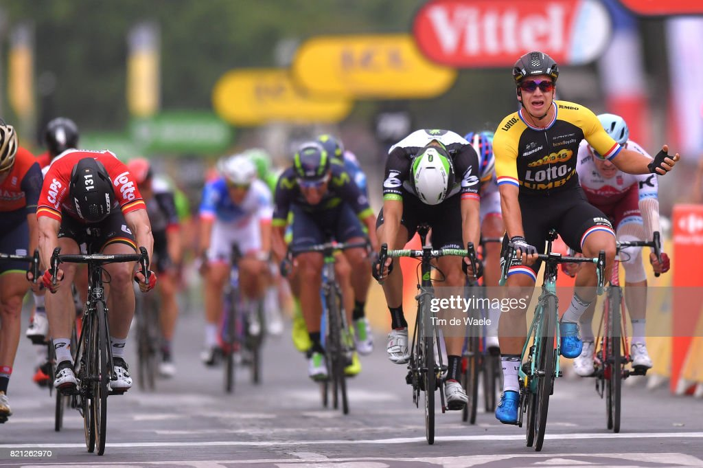 Cycling: 104th Tour de France 2017 / Stage 21 : News Photo