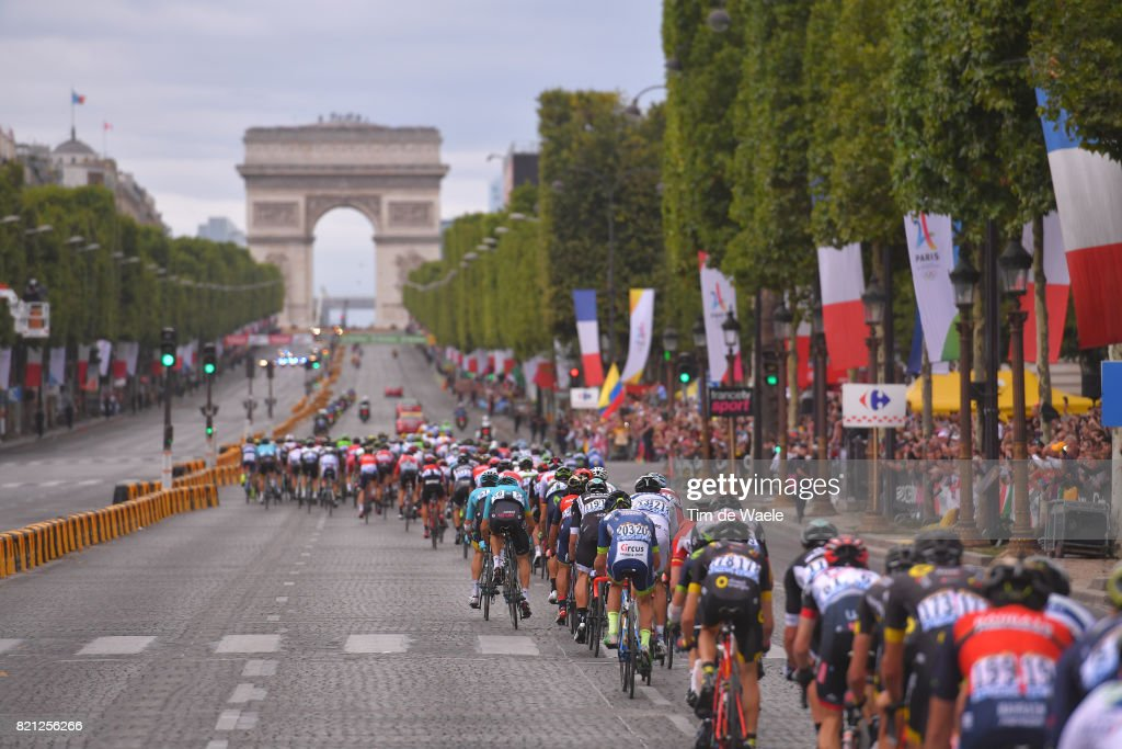 Cycling: 104th Tour de France 2017 / Stage 21 : ニュース写真
