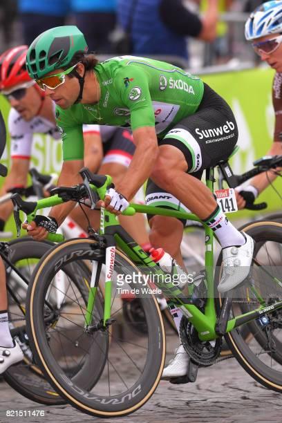 104th Tour de France 2017 / Stage 21 Michael MATTHEWS Green Sprint Jersey / Romain BARDET / Montgeron Paris ChampsElysees / TDF /