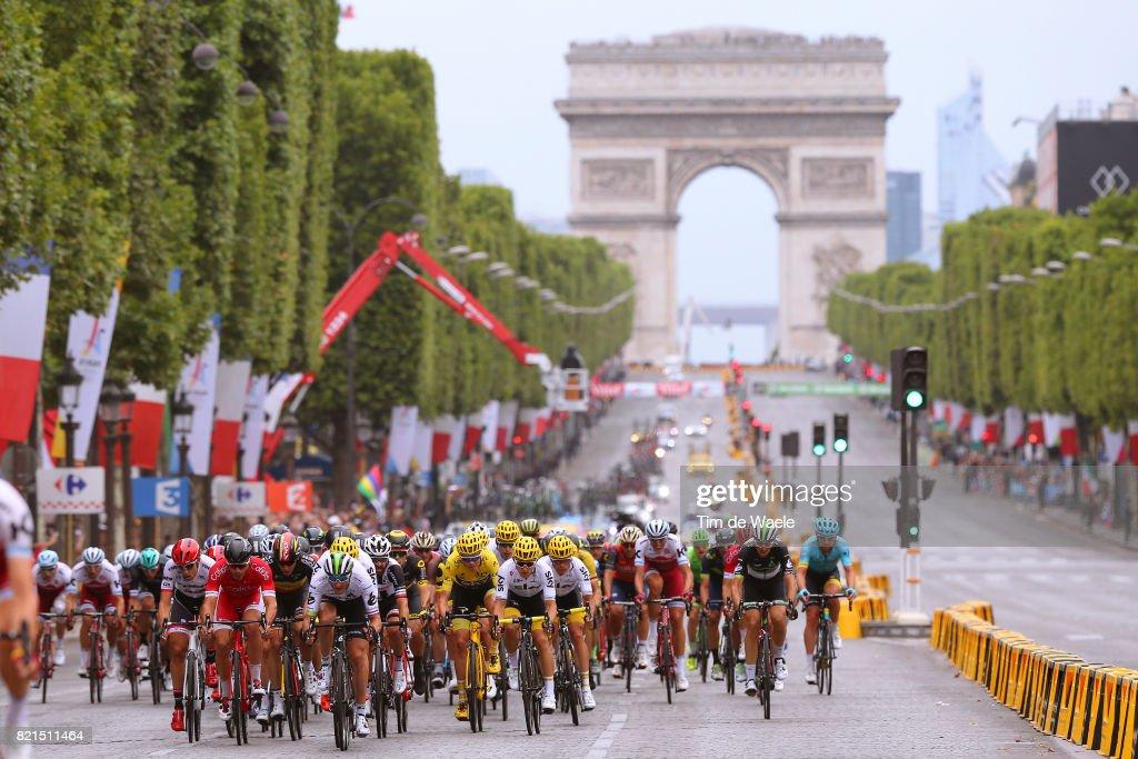 Cycling: 104th Tour de France 2017 / Stage 21 : ニュース写真