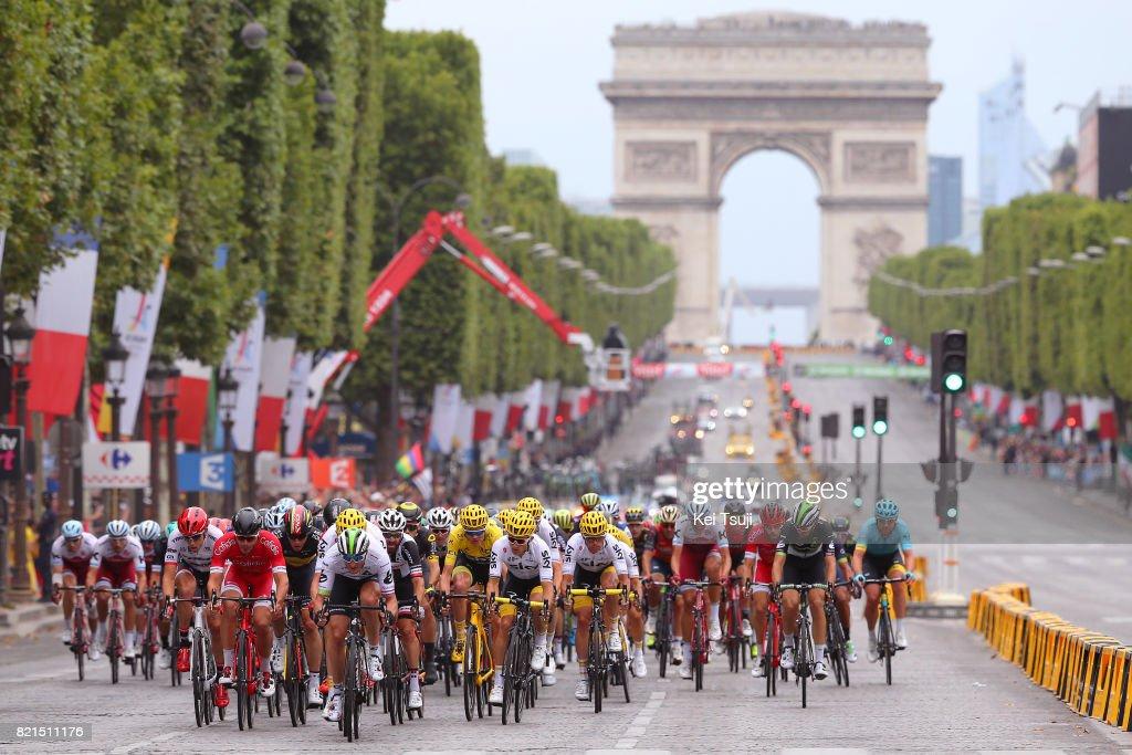 Cycling: 104th Tour de France 2017 / Stage 21 : Nachrichtenfoto