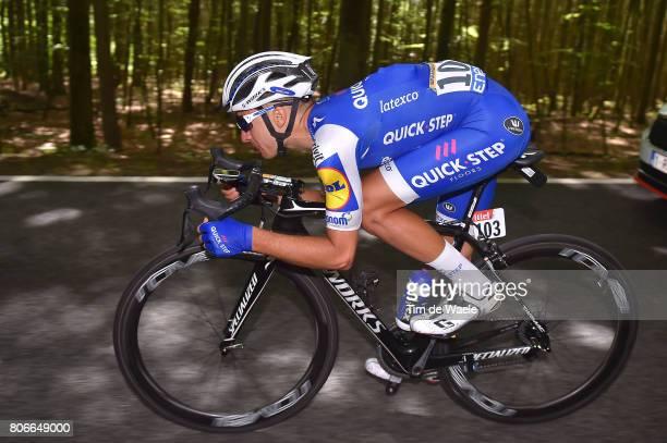 104th Tour de France 2017 / Stage 3 Gianluca BRAMBILLA / Verviers LongwyCote des Religieuses 379m / TDF /