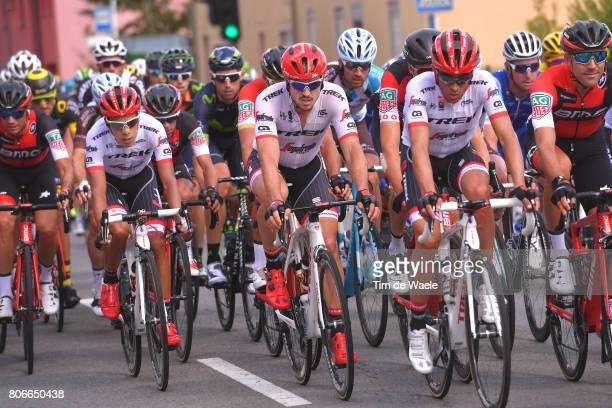 104th Tour de France 2017 / Stage 3 John DEGENKOLB / Alberto CONTADOR / Jarlinson PANTANO / Verviers LongwyCote des Religieuses 379m / TDF /