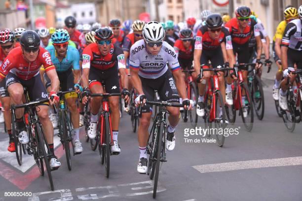 104th Tour de France 2017 / Stage 3 Juraj SAGAN / Amael MOINARD / Andre GREIPEL / Dario CATALDO / Verviers LongwyCote des Religieuses 379m / TDF /