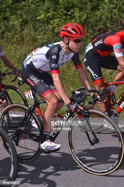 104th Tour de France 2017 / Stage 3 Louis MEINTJES / Verviers LongwyCote des Religieuses 379m / TDF /